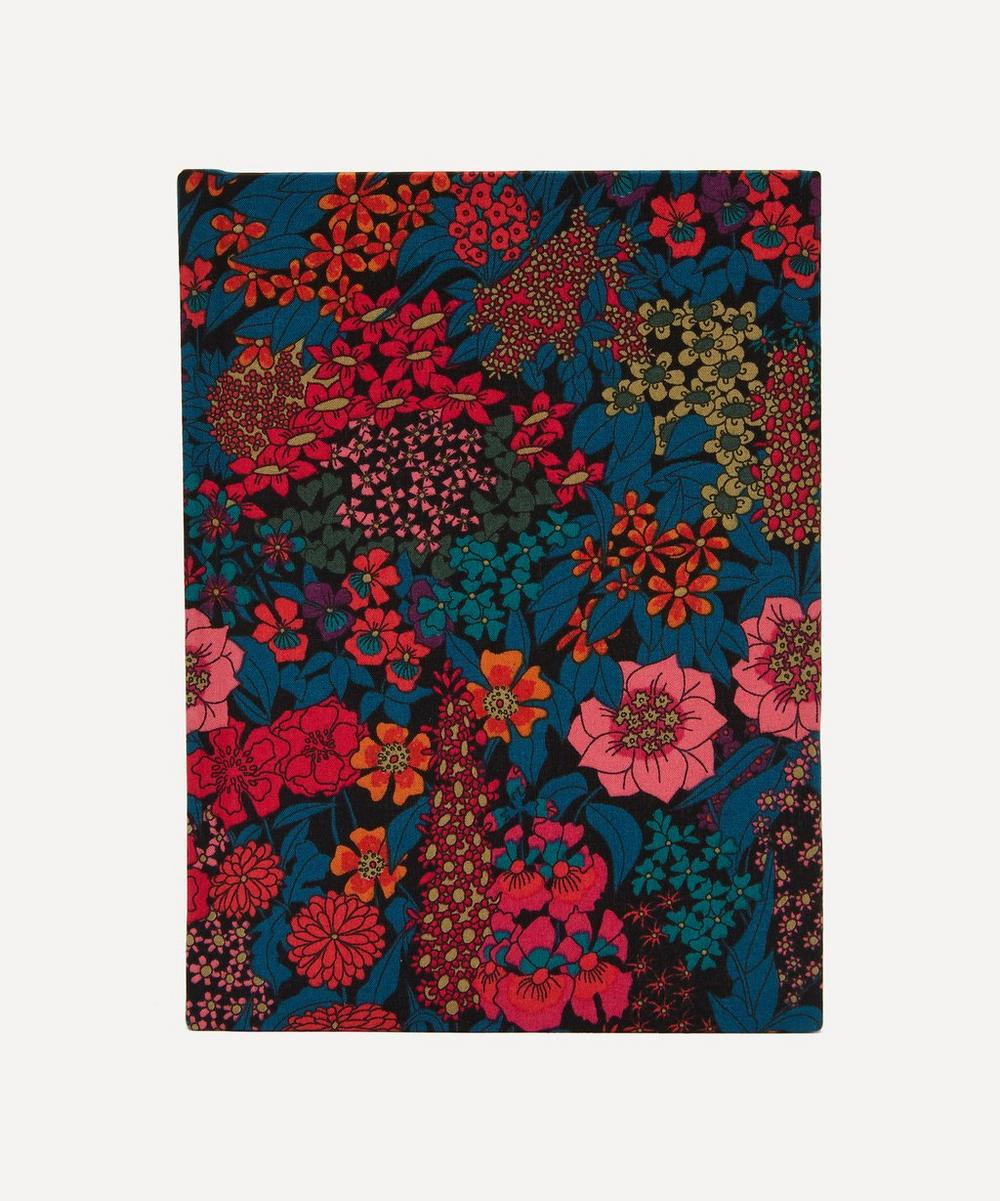 Liberty London - Ciara Print Cotton Small Pocket Notebook