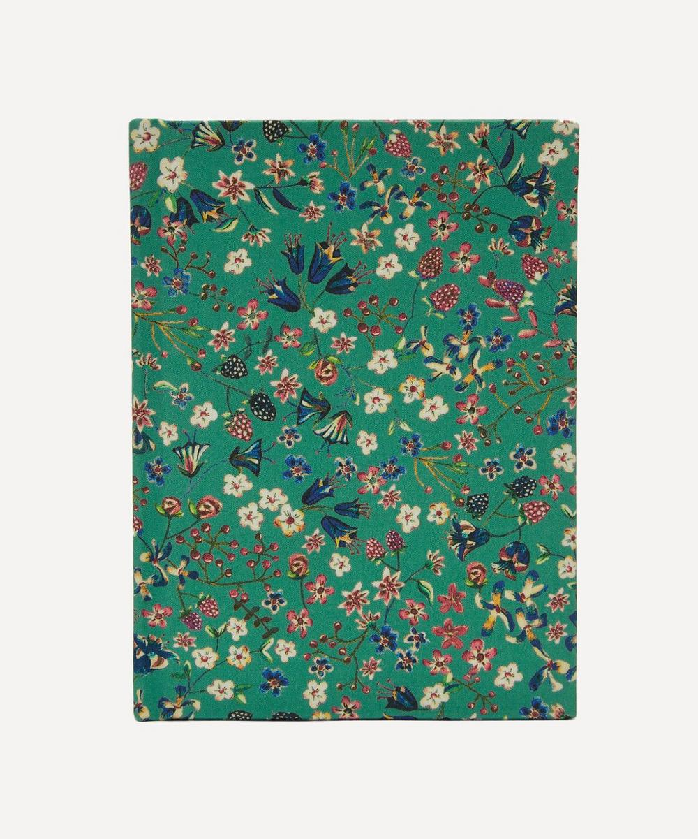 Liberty London - Donna Leigh Print Cotton Small Pocket Notebook