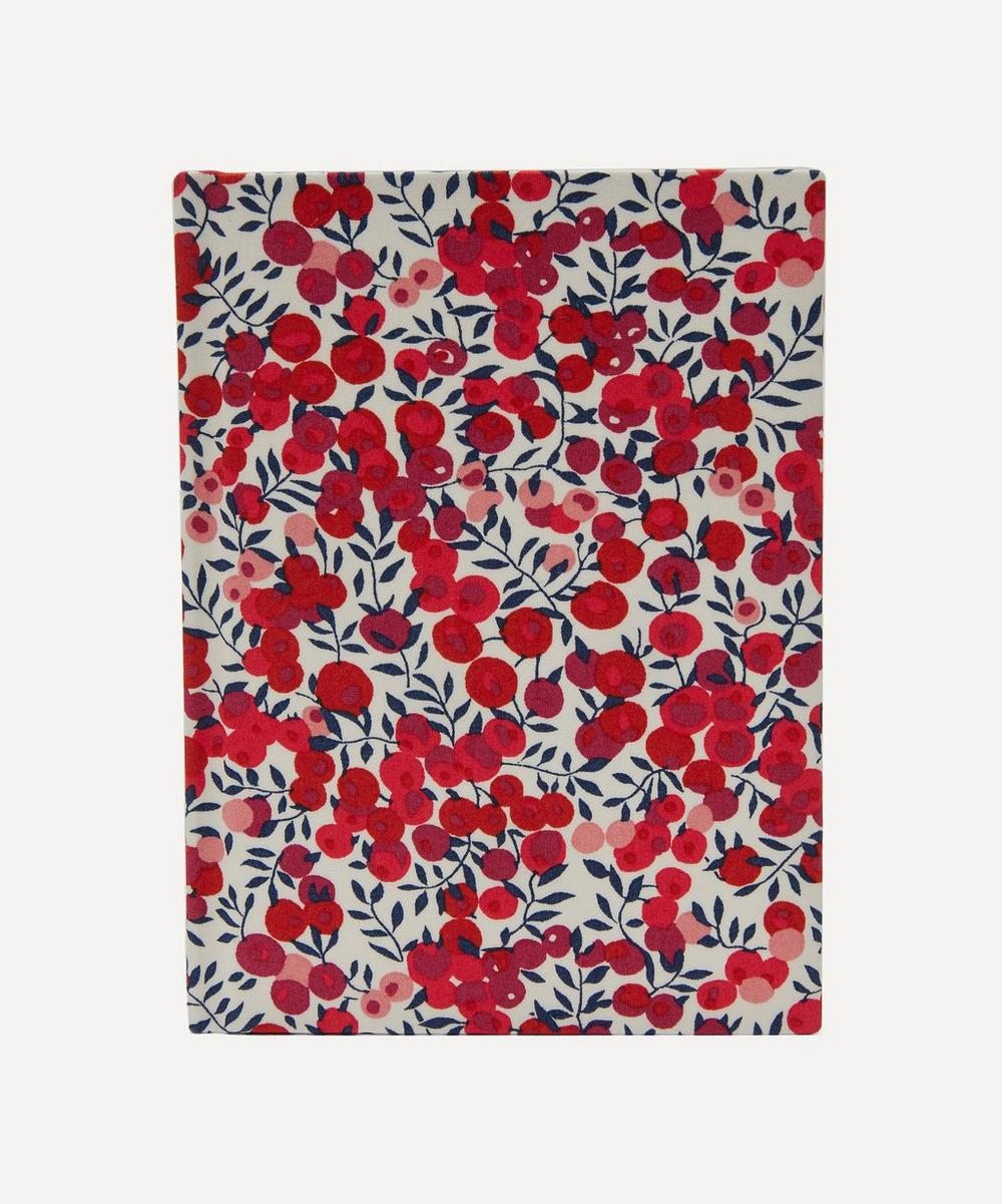 Liberty London - Wiltshire Print Cotton Small Pocket Notebook
