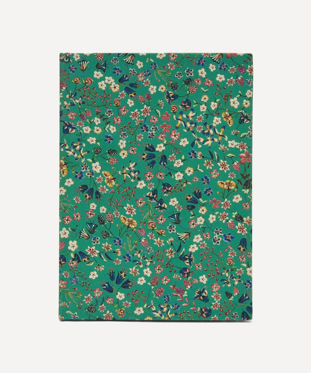Liberty - Donna Leigh Print Cotton A5 Notebook