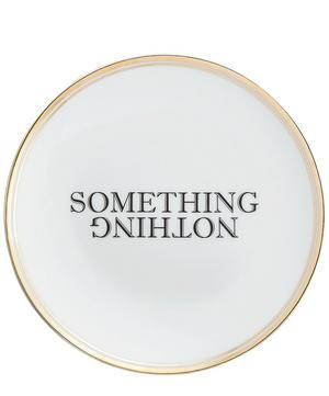 Something Nothing Decal Plate
