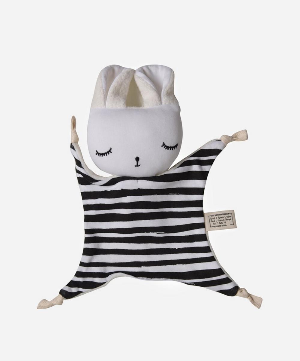 Wee Gallery - Stripe Cuddle Bunny