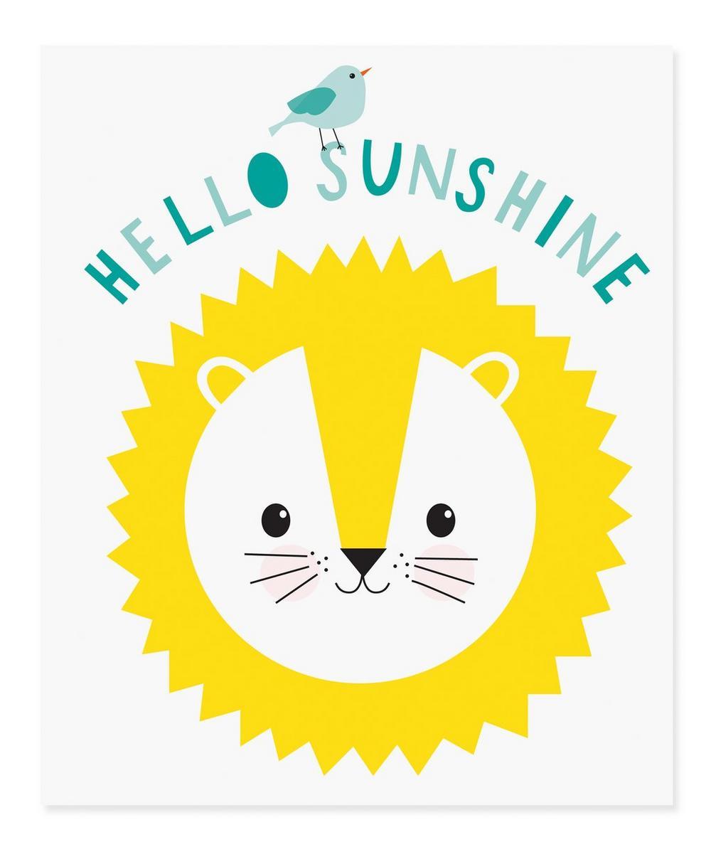 Karin Akesson - Hello Sunshine Print
