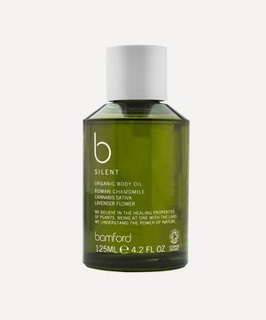 B Silent Night-Time Organic Body Oil 125ml