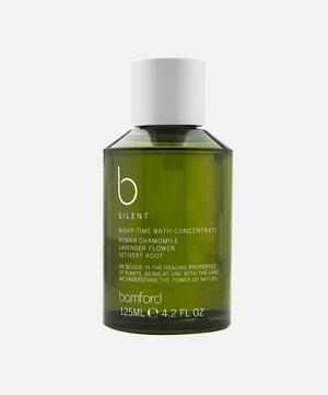 B Silent Night-Time Bath Concentrate 125ml