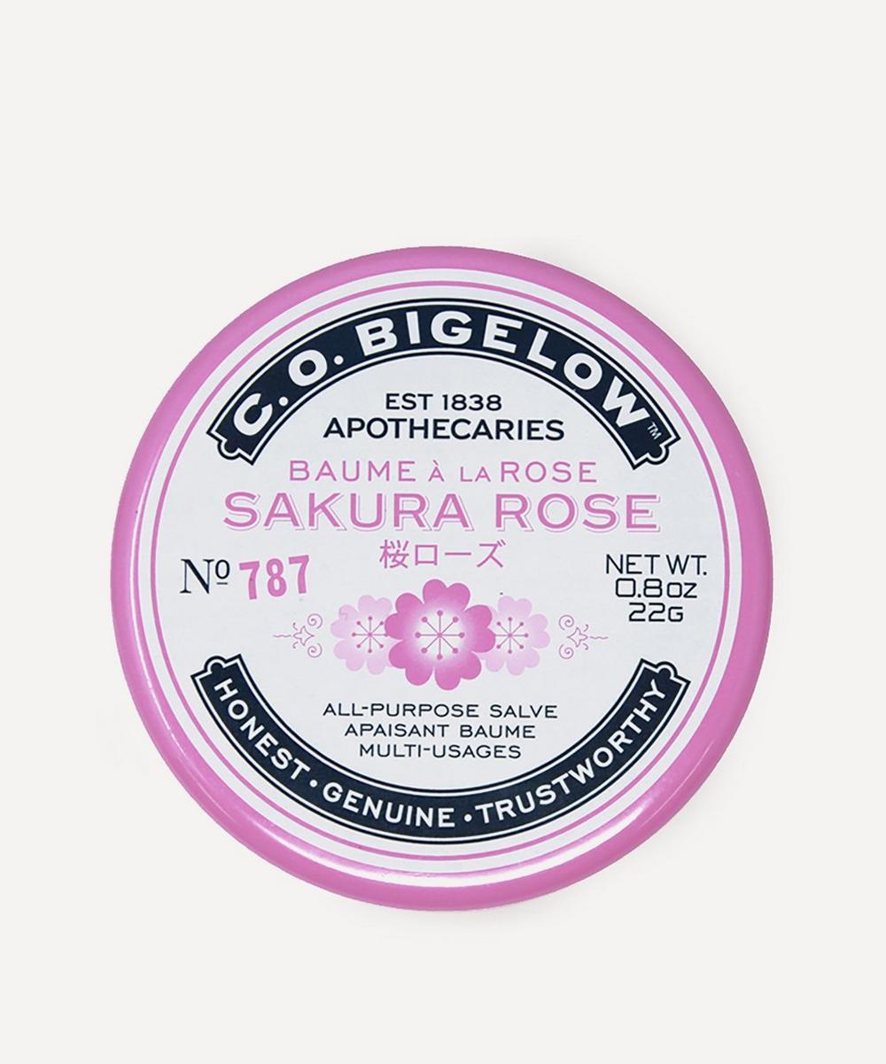 C.O. Bigelow - Sakura Rose Salve No.787 22g