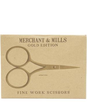 Fine Work Scissors