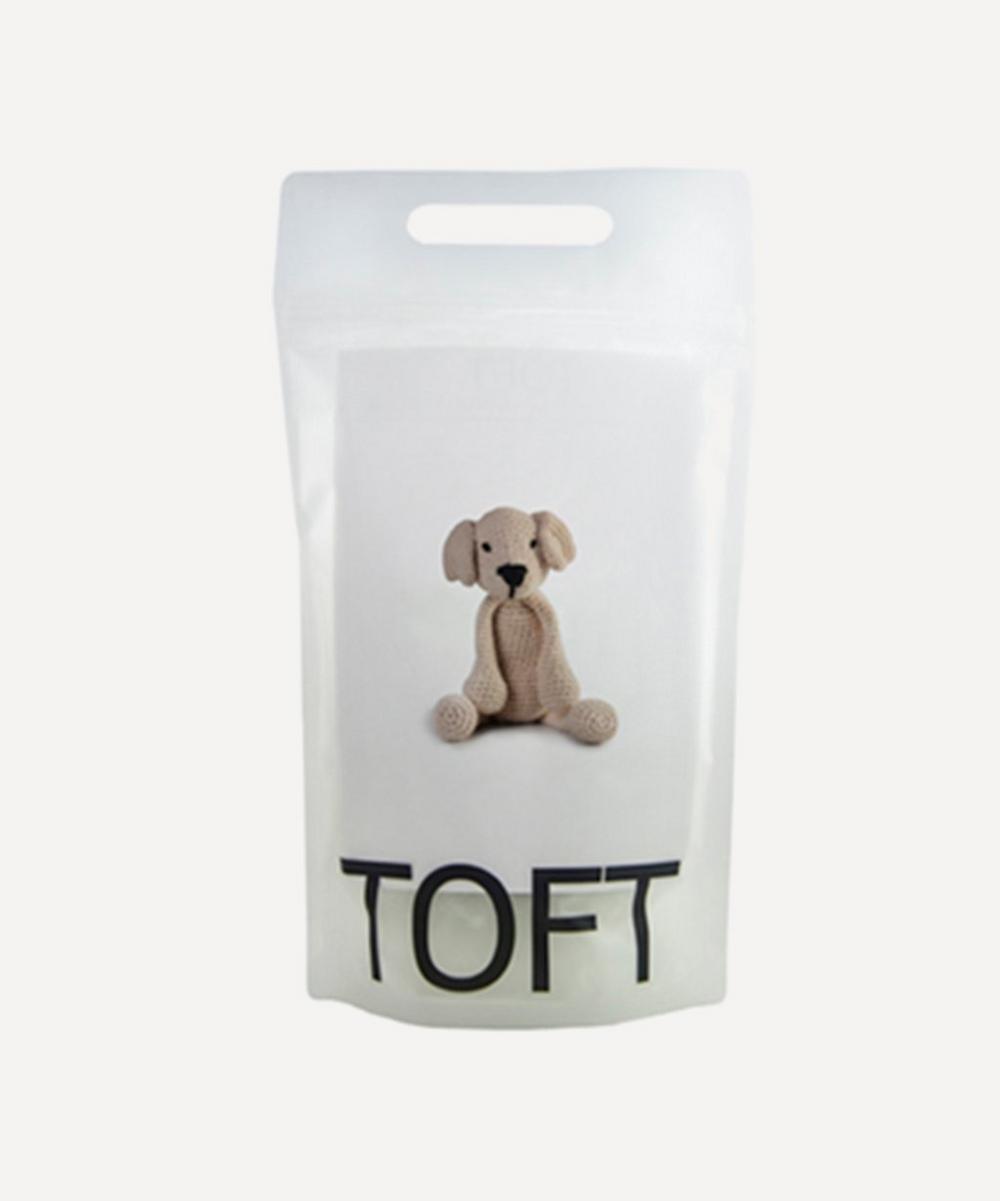 TOFT - Eleanor the Labrador Crochet Toy Kit