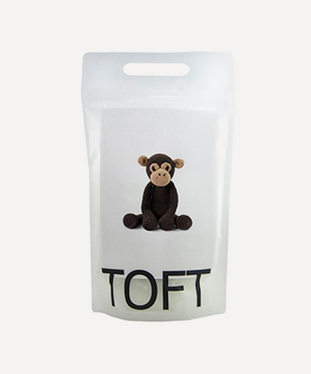 TOFT - Benedict the Chimpanzee Crochet Toy Kit