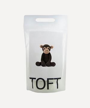 Benedict the Chimpanzee Crochet Toy Kit