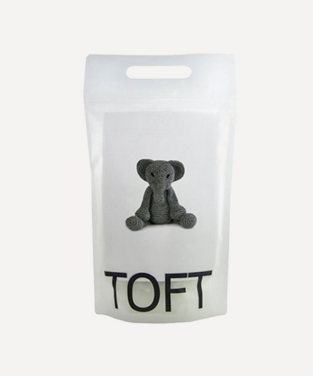 TOFT - Bridget the Elephant Crochet Toy Kit