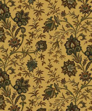 Indienne Cotton Linen Fabric