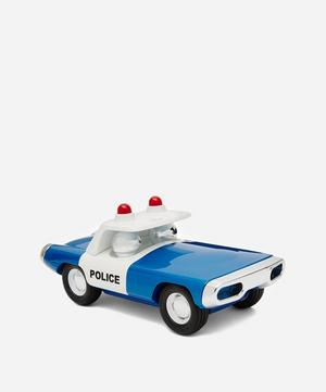 Maverick Heat Toy Police Car