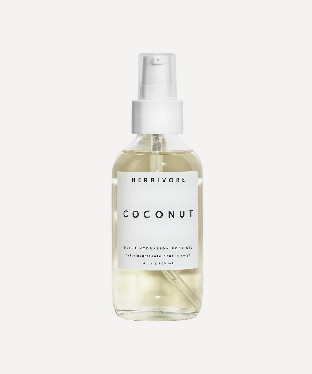 Herbivore - Coconut Body Oil 120ml