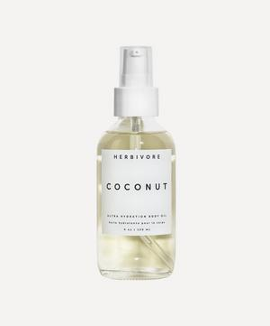 Coconut Body Oil 120ml