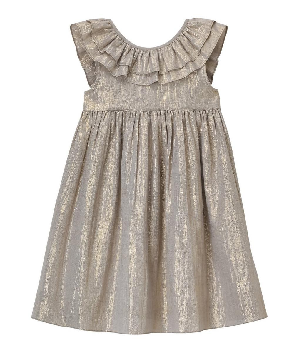 Faune - The Gold Wren Special Edition Dress 2-8 Years