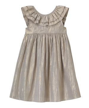 The Gold Wren Special Edition Dress 2-8 Years