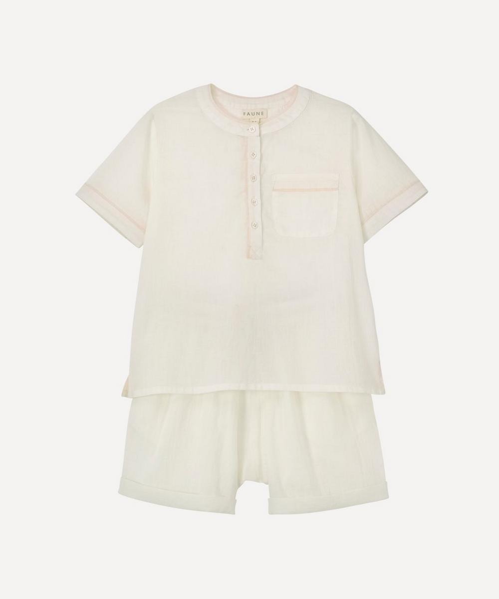 Faune - The Birch Short Set Pyjamas 2-8 Years