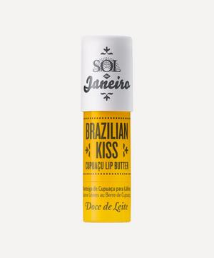 Brazilian Kiss Cupuaçu Lip Butter
