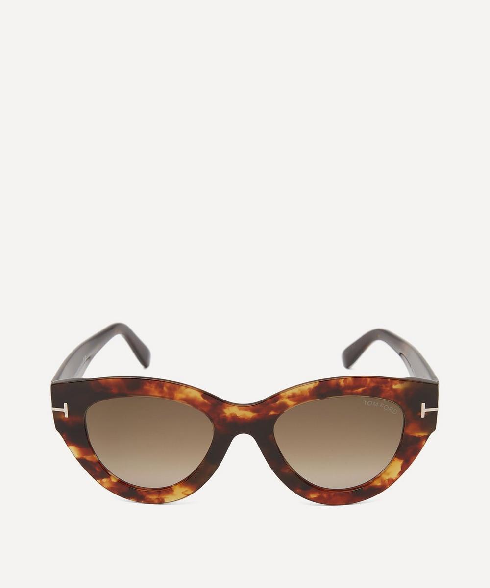 Tom Ford - Cat-Eye Sunglasses