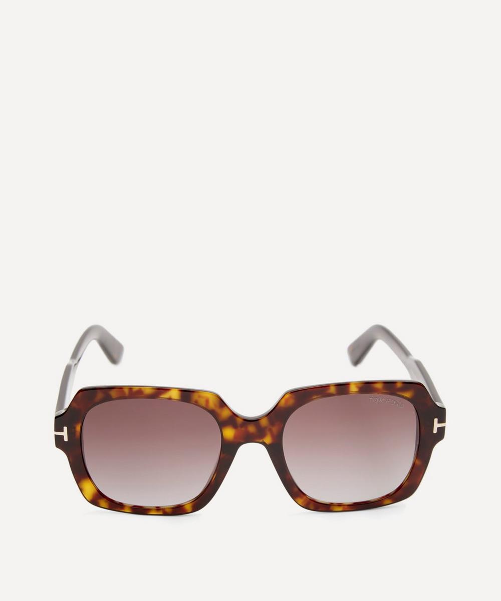 Tom Ford - Autumn Rectangle Sunglasses