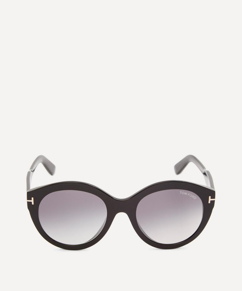 Tom Ford - Rosanna Round Sunglasses