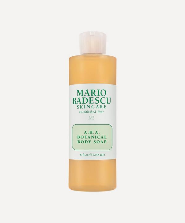 Mario Badescu - AHA Botanical Body Soap 236ml