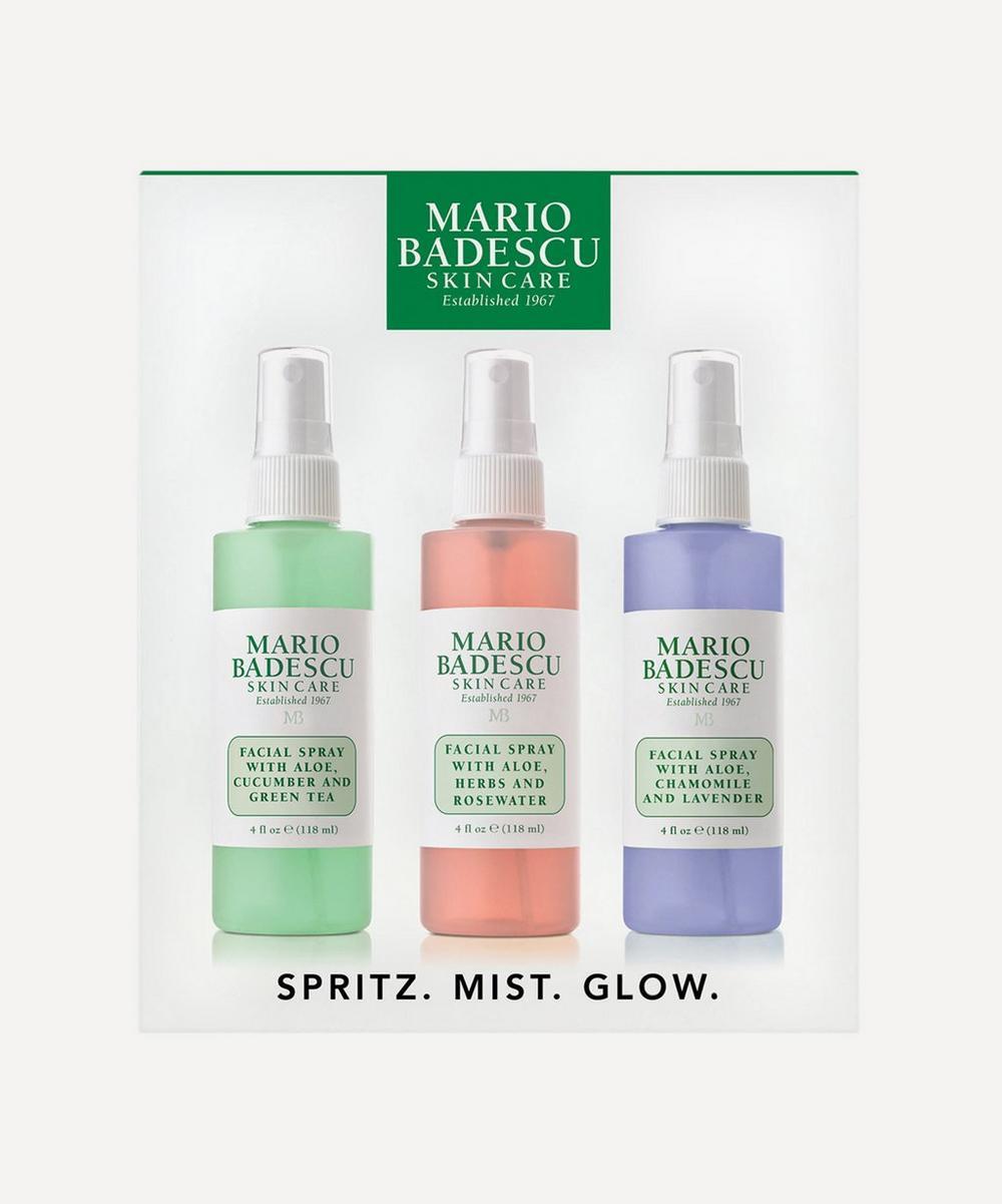 Mario Badescu - SPRITZ. MIST. GLOW. Facial Spray Gift Set