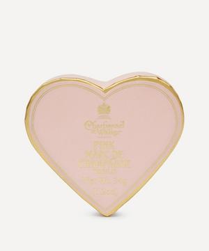 Mini Heart Pink Marc de Champagne Truffles 34g