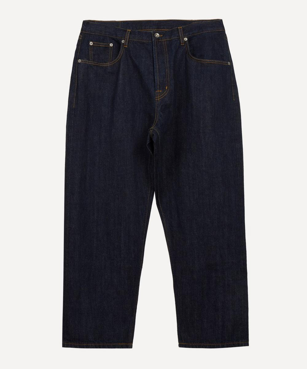 Albam - Japanese Denim Tapered Jeans