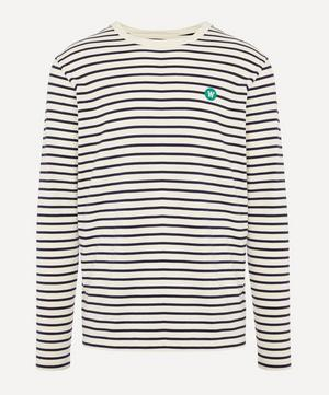 Core Long-Sleeve Striped T-Shirt