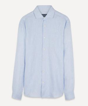 Italian Linen Long Sleeve Shirt