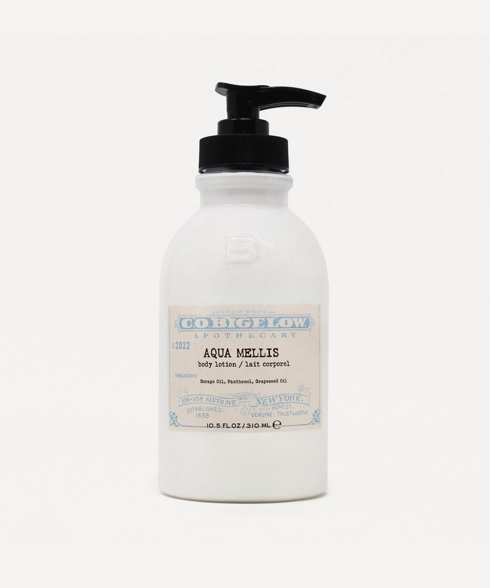 C.O. Bigelow - Aqua Mellis Body Lotion No.2022 310ml