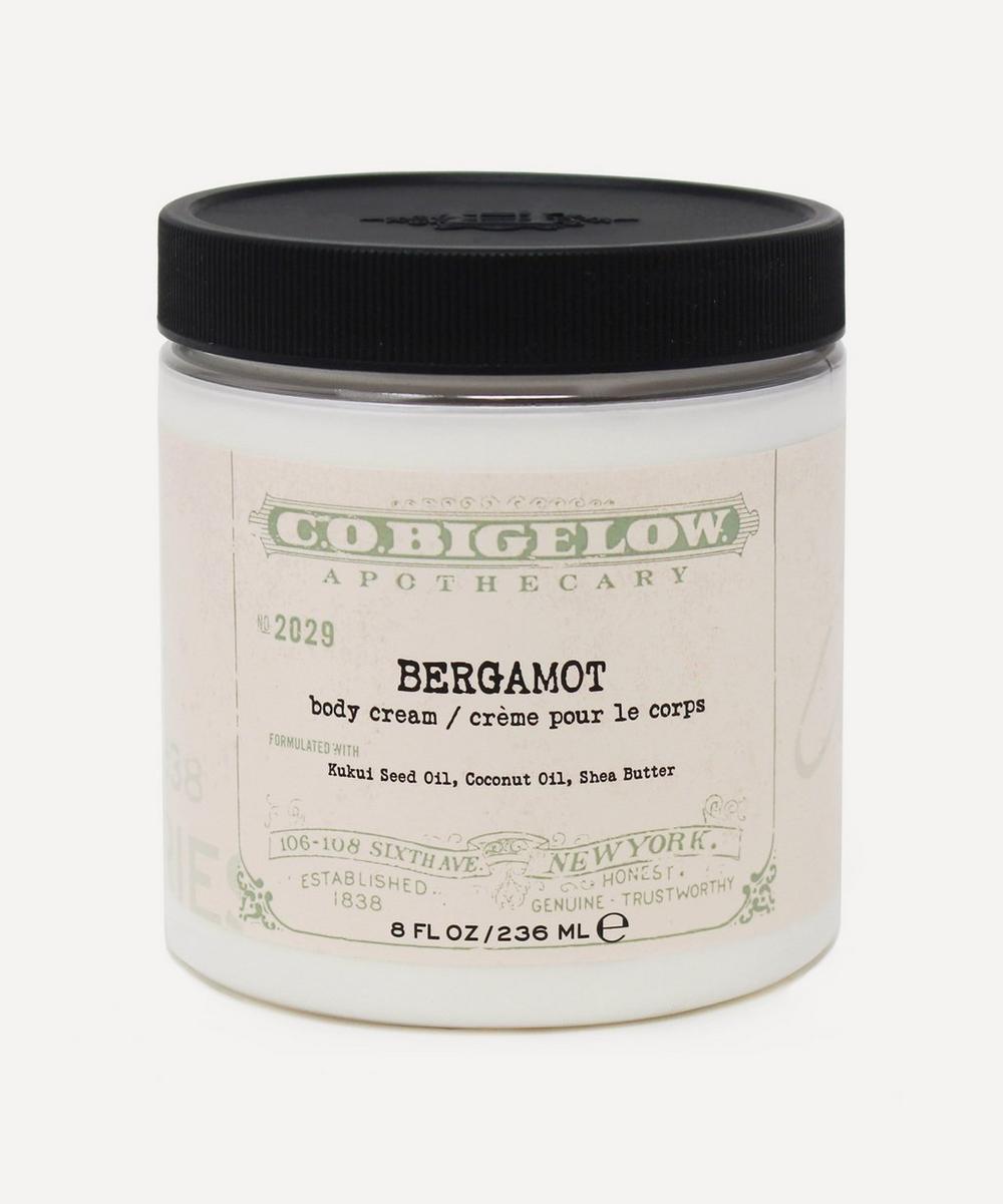 C.O. Bigelow - Bergamot Body Cream No.2029 236ml