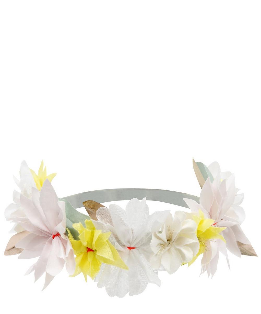 Meri Meri - Fabric Blossom Headband