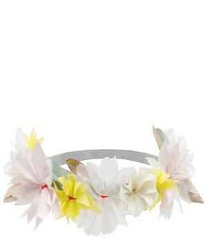 Fabric Blossom Headband