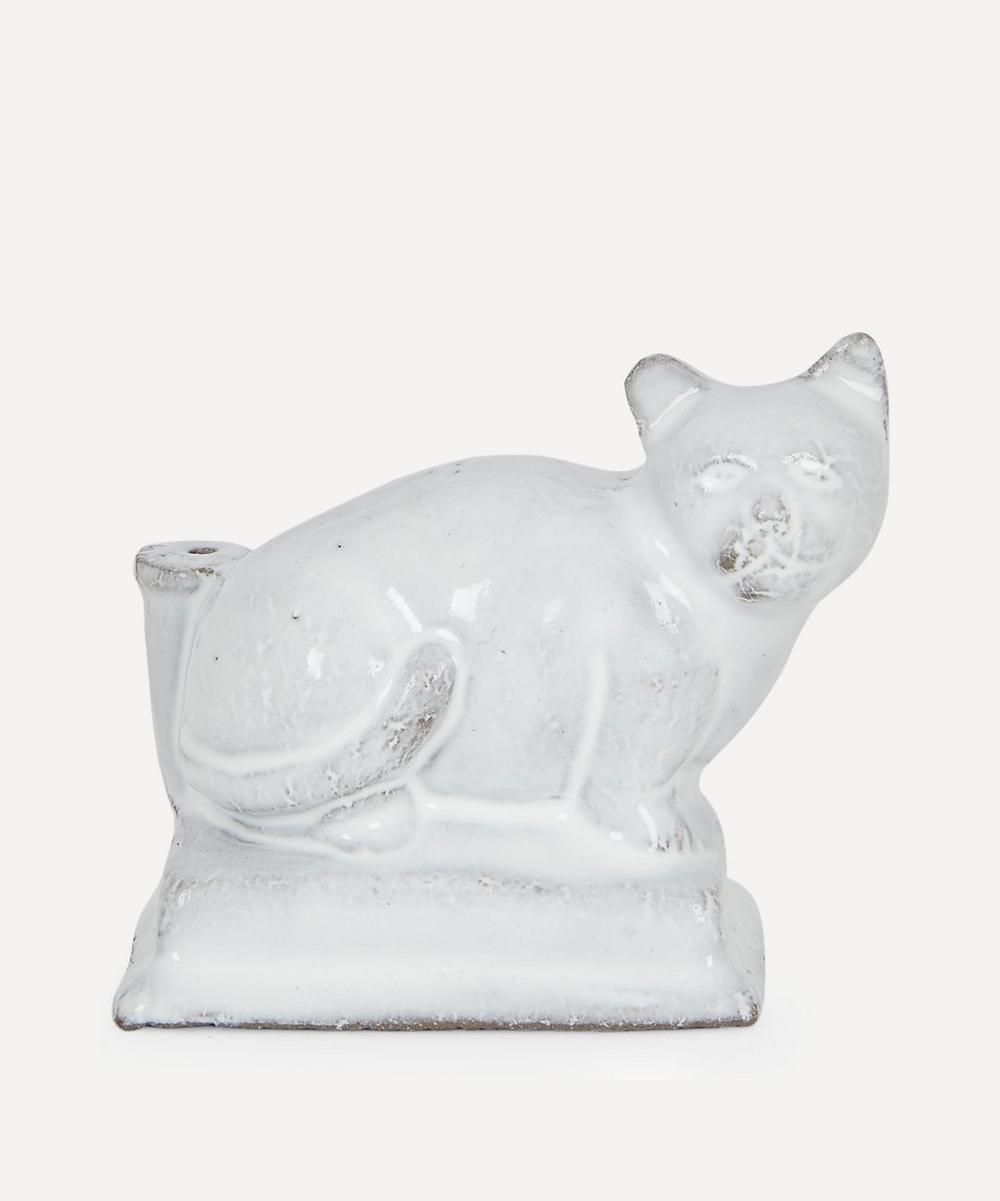 Astier de Villatte - Minou Incense Holder