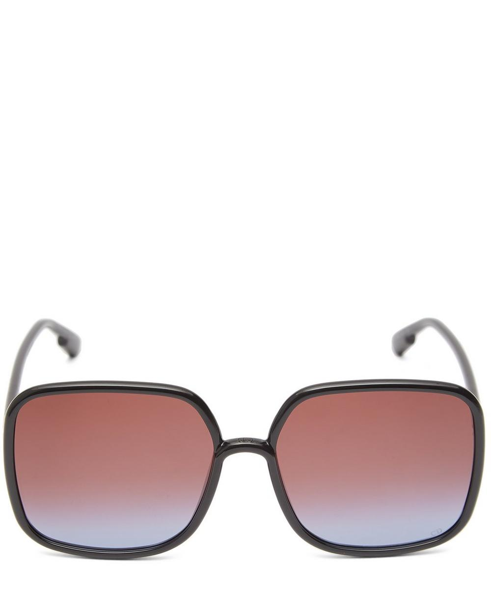 Dior - Stellaire 1 Oversized Acetate Sunglasses