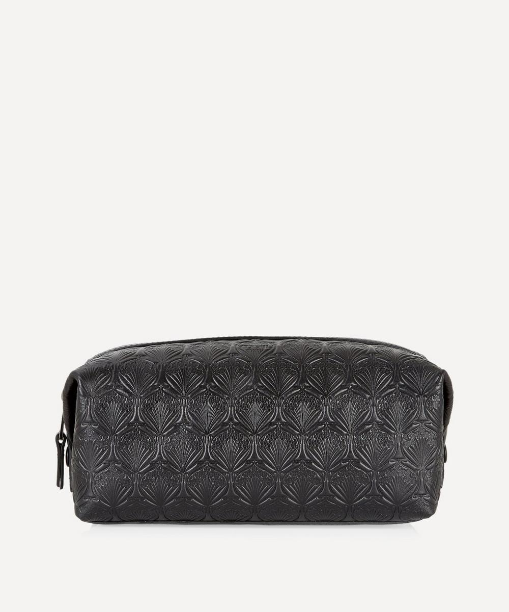 Liberty - Wash Bag in Iphis Embossed Leather