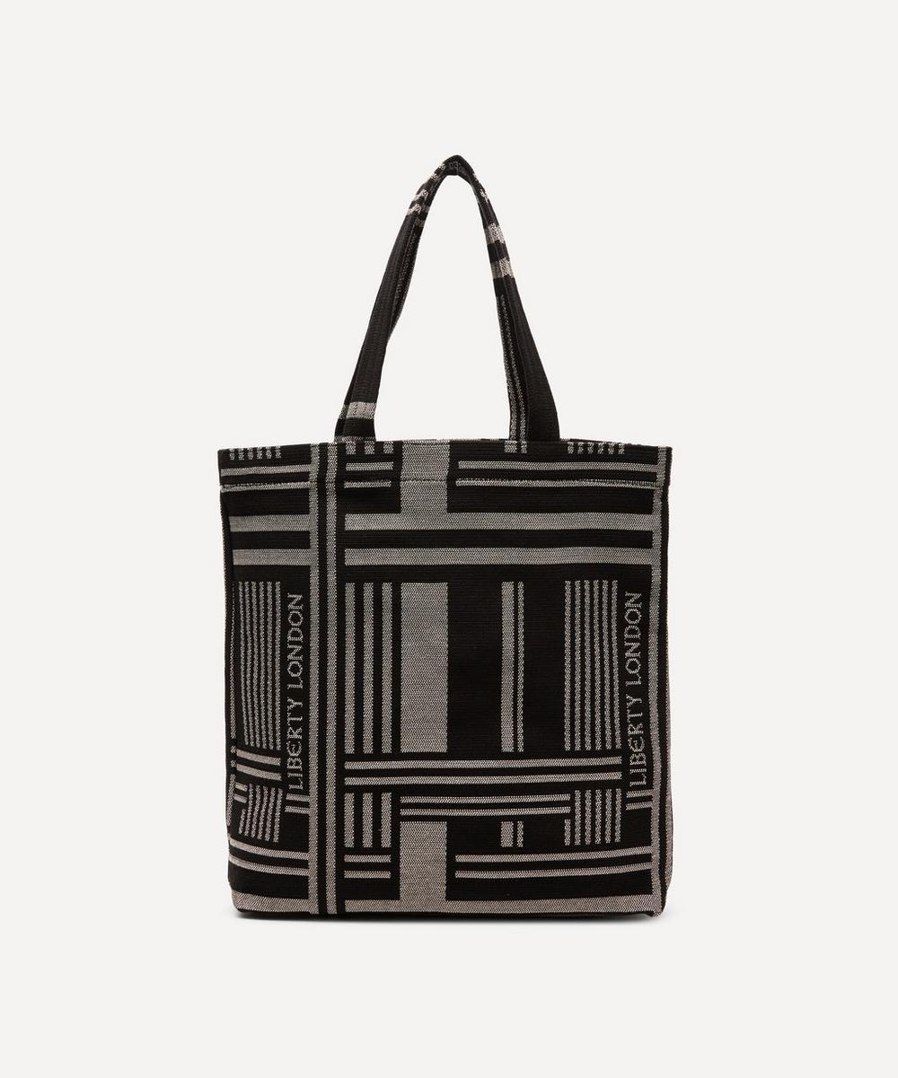Liberty - Jacquard Building Tote Bag