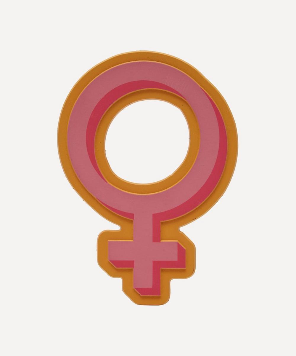Seltzer - Female Symbol Magnet
