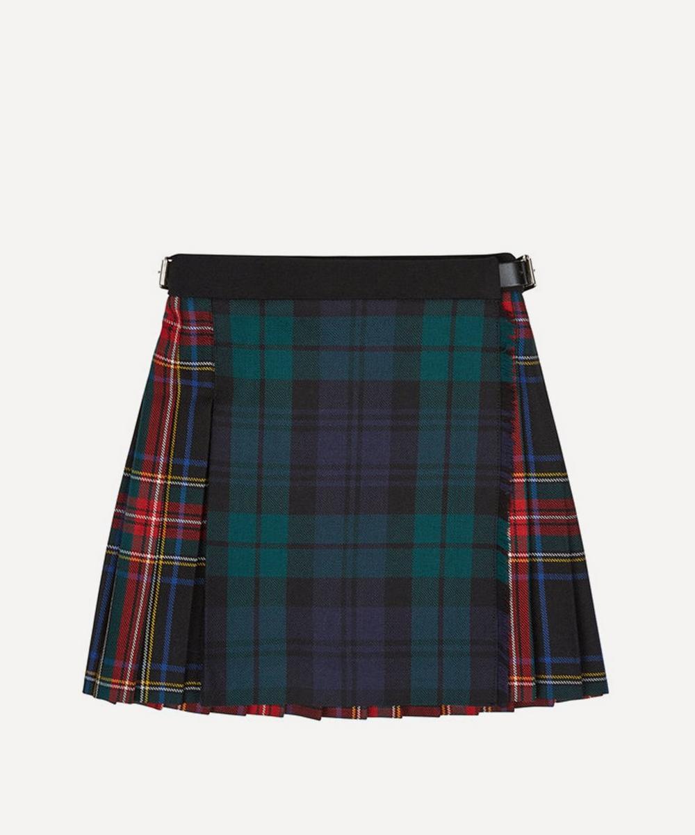 Le Kilt - Tartan A-Line Skirt 2-8 Years