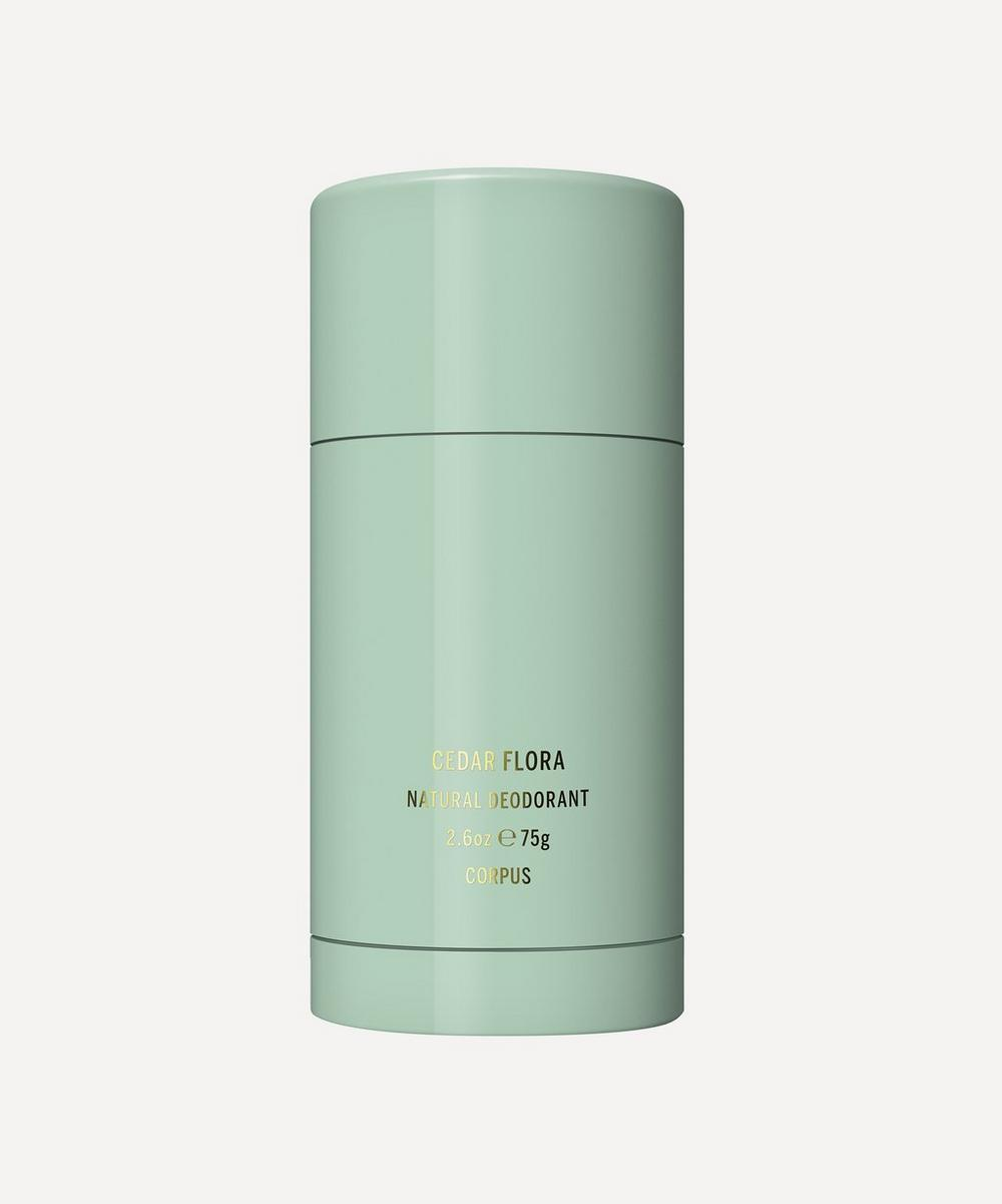 Corpus - Cedar Flora Natural Deodorant 75g