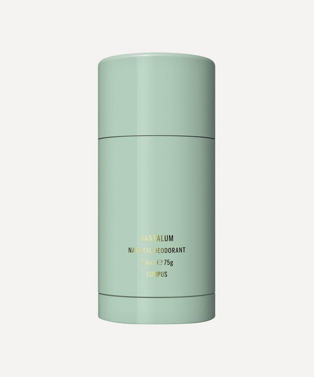 Corpus - Santalum Natural Deodorant 75g