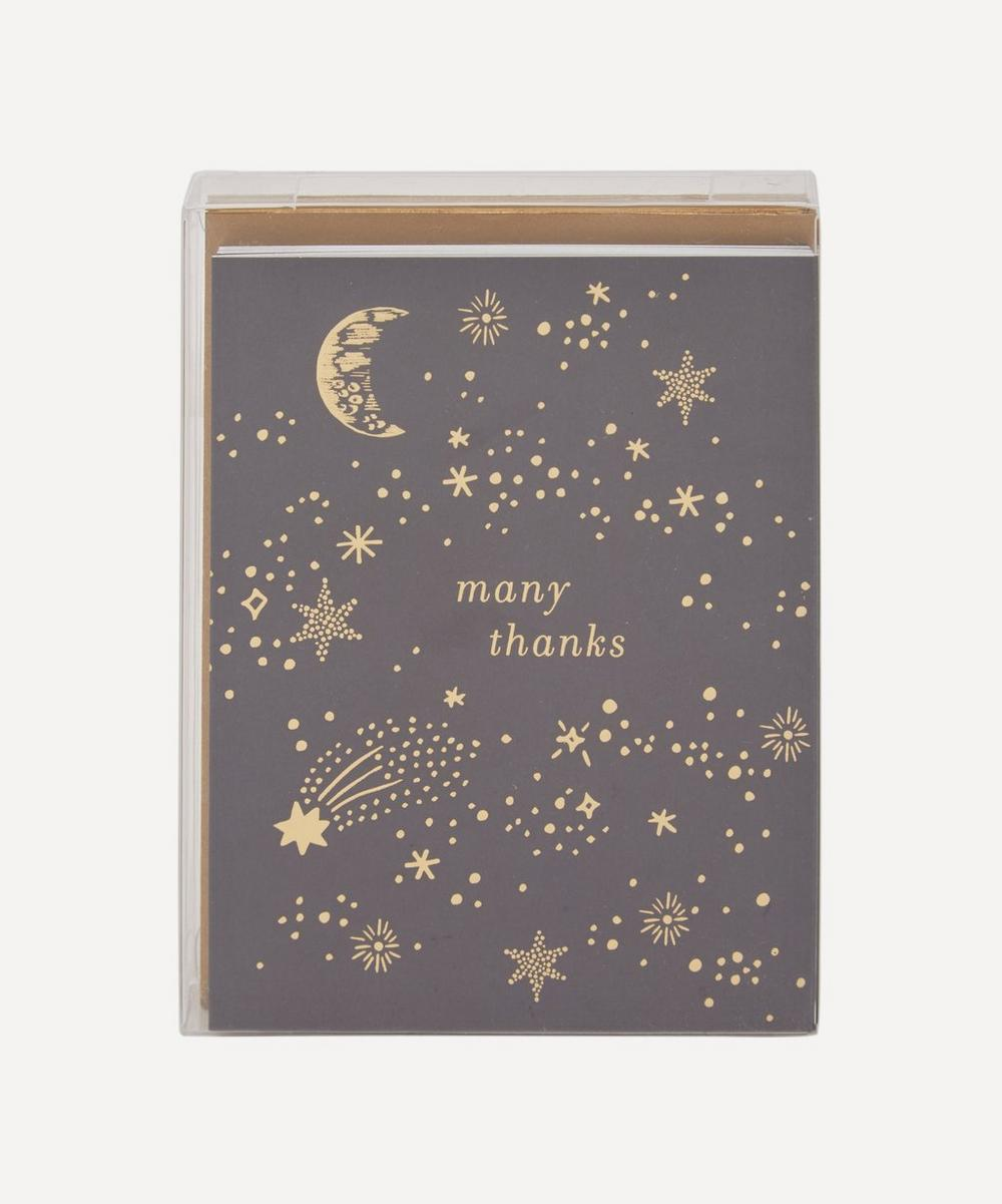 Waste Not Paper - Many Thanks Thank You Cards Set of 10