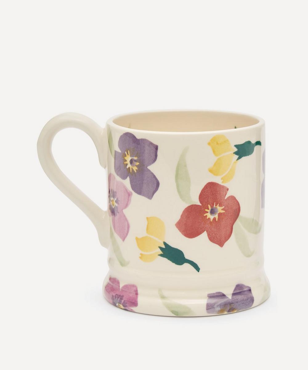 Emma Bridgewater - Wallflower Mum Half-Pint Mug