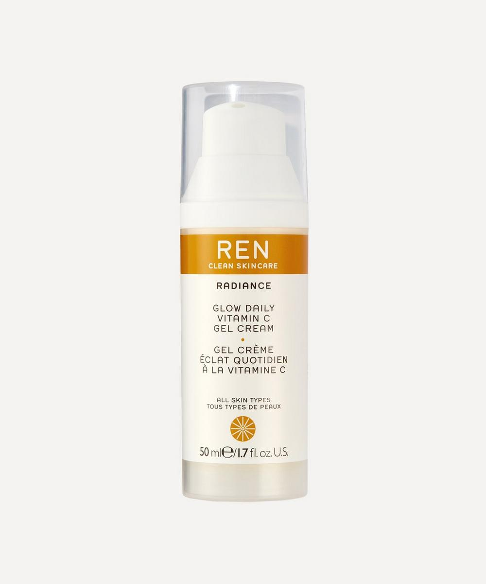 REN Clean Skincare - Glow Daily Vitamin C Gel Cream 50ml