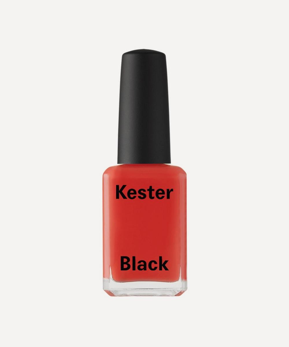 Kester Black - Nail Polish in Coral