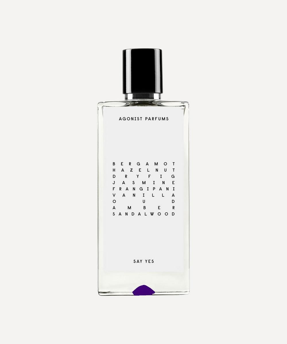Agonist Parfums - Say Yes Eau de Parfum 50ml