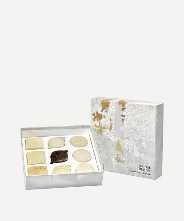 Senteurs d'Orient - Ma'amoul Soap Tasting Box